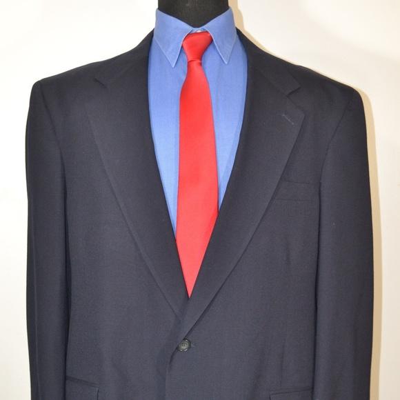 Sterling & Hunt Other - Sterling & Hunt 46L Sport Coat Blazer Suit Jacket